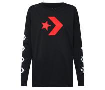 Shirt 'star Chevron Long Sleeve Tee'