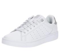 Sneaker 'Clean Court Cmf' silber / weiß