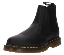 Chelsea Boot braun / schwarz