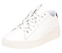 Sneaker 'Hook-W LW branded' schwarz / weiß