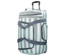 Reisetasche azur / grau