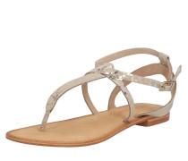 Sandale 'vicky' gold
