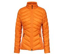 Steppjacke orange