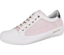 Sneakers Low altrosa / naturweiß