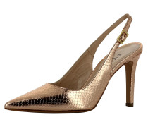 Sling Pumps bronze