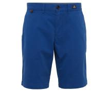 Shorts 'brooklyn Light Twill' blau