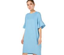lockeres Kleid hellblau