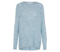 Pullover 'roya' blaumeliert