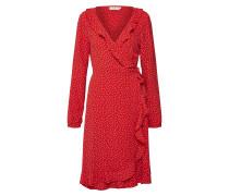 Kleid 'Alison ' hellrot