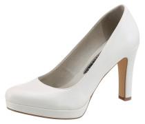 High Heel Pumps weiß