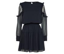 Kleid mit Spitze 'smilla' nachtblau