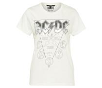 T-Shirt 'vmmetal' offwhite