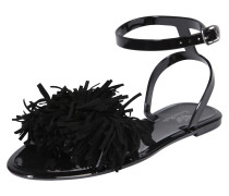 Sandale 'Nyla' schwarz