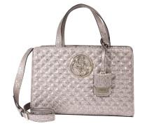 Handtasche 'gioia Girlfriend' beige / gold