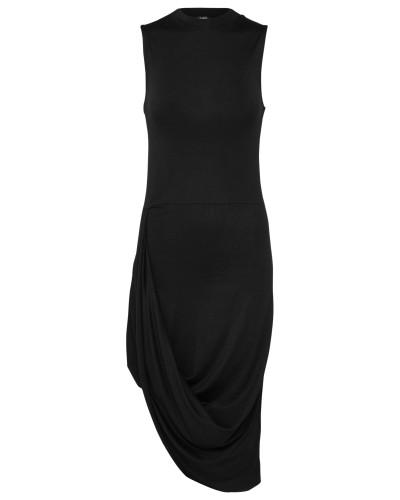 Kleid 'Kascha' schwarz