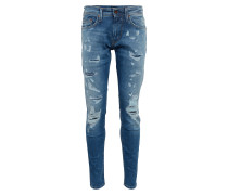 Jeans 'stanley Trashed' blue denim