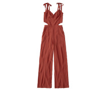 Jumpsuit 'cutout Wideleg Jumpsuit'