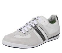 Sneaker 'Akeen' creme / hellgrau