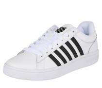 Sneaker 'Court Winston' schwarz / weiß