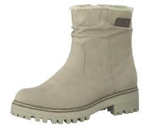 Boots dunkelbeige