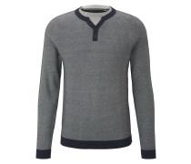 Pullover dunkelblau / dunkelgrau