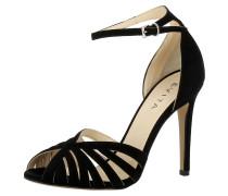 Sandalette 'Alessandra' schwarz