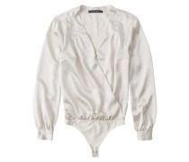 Bluse 'xm19-Ls Satin Bodysuit 4Cc'
