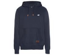 Kapuzensweatshirt 'H' marine