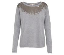 Modernes Sweatshirt grau