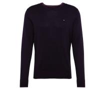 Pullover 'Silk' schwarz