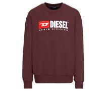 Sweatshirt burgunder