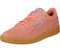 Sneaker 'club C 85 MU' apricot