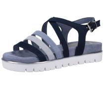 Sandalen blau / navy / rauchblau