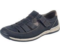 Matthias 13 Komfort-Sandalen blau