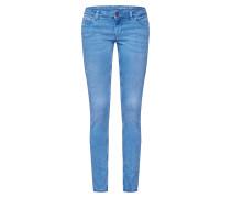 Jeans 'nmeve' hellblau