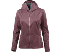 'Ultimate V' Softshelljacke beere