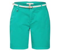 Shorts dunkelgrün
