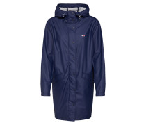 Parka 'rain Jacket' navy