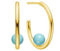 Ohrringe 'Candy' gold