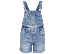 Jeans-Latzhose blue denim