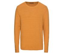 Pullover 'heath' senf