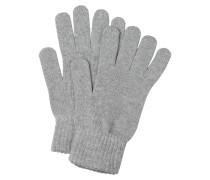 Handschuhe graumeliert