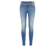 Hose 'destroy' blue denim