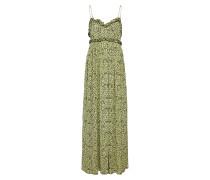Kleid 'Way' gelb / schwarz