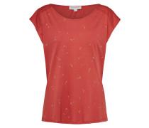 Shirt 'Lili Rice & Confetti' rot