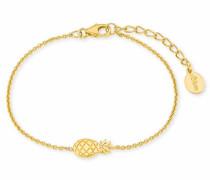 Armband 'Ananas 2019948' gold