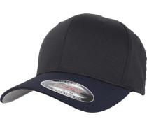 Cap navy / schwarz