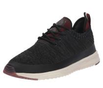 Sneaker schwarzmeliert