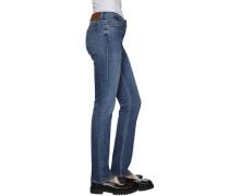 Straight-Jeans 'Rome' blue denim