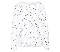 Sweater 'Sternchen' weiß
